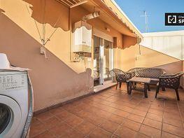 Terrace - Apartamento en alquiler en calle Plaza San Sebastián, El Botànic en Valencia - 388527427