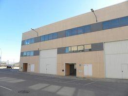 Fachada - Nave industrial en alquiler en polígono Santiga, Barbera del Vallès - 195036289