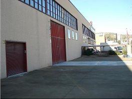 Fachada - Nave industrial en alquiler en polígono Can Calderón, Casablanca en Sant Boi de Llobregat - 201692633