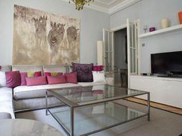 Foto - Piso en alquiler en calle Recoletos, Recoletos en Madrid - 312594126