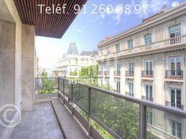 Foto - Piso en alquiler en calle Recoletos, Recoletos en Madrid - 312594348
