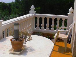 Terraza - Casa en venta en calle Molina, Segur de Calafell - 143516187