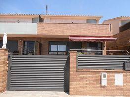 Fachada - Casa pareada en venta en calle Espígol, Plademar en Cunit - 197459787