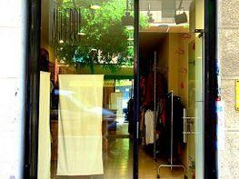 Imagen del inmueble - Local comercial en venta en La Sagrada Família en Barcelona - 327740022