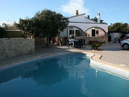 Villa en vendita en urbanización , Urb. Cala Blanes en Ciutadella de Menorca - 143278368