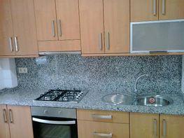 Cocina - Apartamento en alquiler en calle Ervedelo, Ourense - 413768062