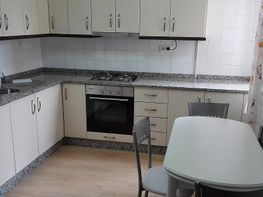 Cocina - Piso en alquiler en calle Coruña, Ourense - 415864769