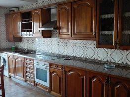 Cocina - Piso en alquiler en calle Marcelo Macias, Ourense - 416349513
