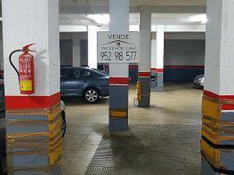 Parking en venta en calle Alozaina, Santa Cristina-San Rafael en Málaga - 341831530