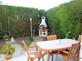 Jardín - Casa adosada en venta en calle Els Tallats, Els tallats en Cambrils - 162122984