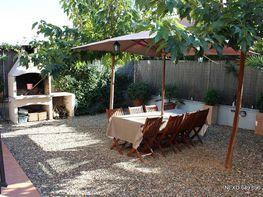 Jardín - Casa pareada en venta en calle Mas de Bosch, Vilafortuny en Cambrils - 162150183
