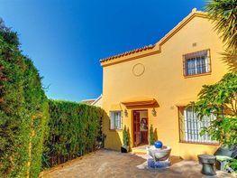Villa en venta en urbanización Bello Horizonte, Río Real en Marbella