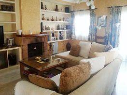 Salón - Casa pareada en alquiler en urbanización Bellohorizonte, Río Real en Marbella - 398163950