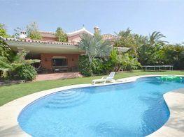 Villa en alquiler en Las Cancelas - Valdeolletas en Marbella
