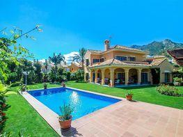Villa en venta en Las Cancelas - Valdeolletas en Marbella