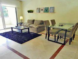 Apartamento en alquiler en calle Severo Ochoa, Playa Bajadilla-Puertos en Marbel