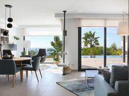 Villa in verkauf in urbanización Cumbre del Sol Magnolias, Moraira - 351735884