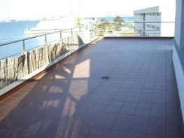 Ático en alquiler en Cortadura - Zona Franca  en Cádiz - 330804534