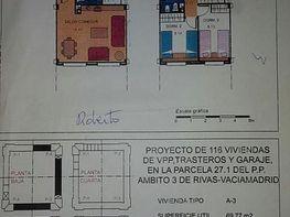 Piso - Piso en venta en calle Francisco Umbral, Urbanizaciones en Rivas-Vaciamadrid - 390507945