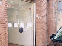Fachada - Local comercial en alquiler en calle Cervantes, Centre en Sabadell - 395879922