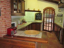 Cocina - Casa adosada en venta en calle Mina, Casc antic en Castellar del Vallès - 205235633