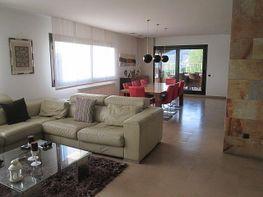 Comedor - Casa en venta en calle Comagrossa, El balcó de sant llorenç en Castellar del Vallès - 211578717