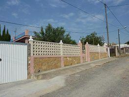 Fachada - Piso en venta en calle Masarrochos, Bétera - 206715379