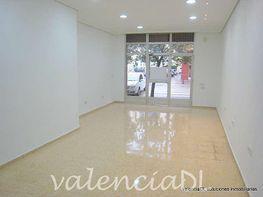 Foto - Local en alquiler en Malilla en Valencia - 401663797