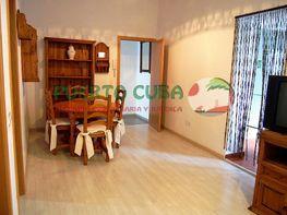 Salón - Piso en venta en calle , Puerto de Sagunto - 378248697