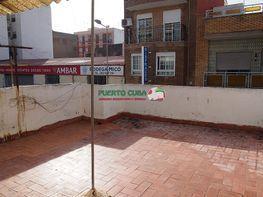 Terraza - Casa en venta en calle , Puerto de Sagunto - 378249161