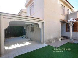 Chalet adosado - Villa en alquiler en Cabo de las Huertas en Alicante/Alacant - 414499283