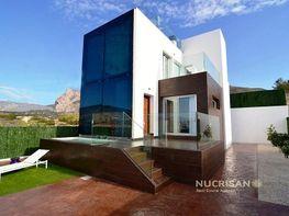Villa (xalet) en venda Finestrat - 186662862