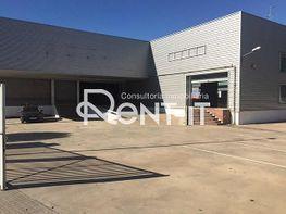 Fachada - Nave industrial en alquiler en Les Planes en Sant Joan Despí - 346251124