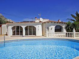 Villa en venta en urbanización Canuta, Calpe/Calp - 270723420