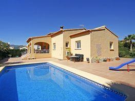 Villa en venta en urbanización Casanova, Calpe/Calp - 411612187