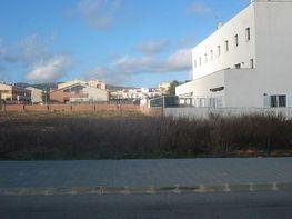 Fachada parcela - Terreno en venta en calle Josep Cañas, Llorenç del Penedès - 180235236