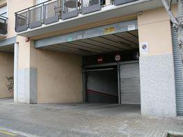 Fachada - Parking en alquiler en calle Antoni de Capmany, l´Havana en Mataró - 171974427