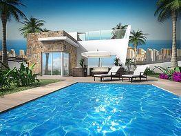 1 - Villa en venta en Benidorm - 286090092