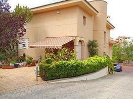 Fachada - Chalet en venta en Alicante/Alacant - 334950416