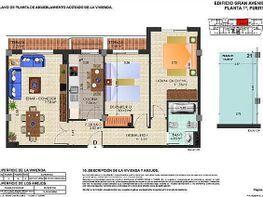 Wohnung in miete in calle Curro Romero, Roquetas de Mar - 185529208