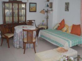 Salón - Piso en alquiler en calle Diagonal Pais Valencia, San Antonio de la Mar en Cullera - 362094632