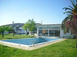 Piscina - Finca rústica en venta en calle Els Masets, Bellvei - 272271813