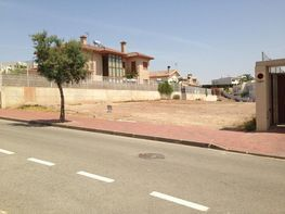 Solar en venta en calle Jorge Manrique, El Puntal en Murcia - 393315966