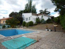 Jardín - Chalet en venta en calle España, Urb. Encinar del Alberche en Villa del Prado - 288714474