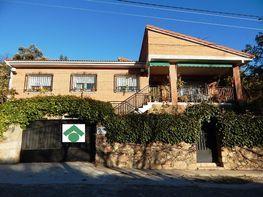 Fachada - Chalet en venta en calle Guadalquivir, San Martín de Valdeiglesias - 383152798
