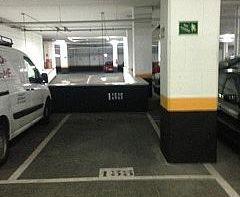Garatge en venda paseo De la Castellana, Cuatro Caminos a Madrid - 393295353