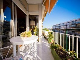 Terraza - Piso en venta en parque Gonzalez Tablas Cerca de Cervantes, Pedralbes en Barcelona - 366560352