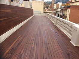Terraza - Ático en venta en calle Major de Sarriá Pedro de la Creu, Sarrià en Barcelona - 361374315