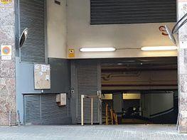 Parking en venta en calle Nàpols, Gràcia Nova en Barcelona - 353109471
