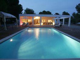 Fachada - Villa en alquiler de temporada en calle Diseminado Poligono, Sant Josep de sa Talaia - 267609399